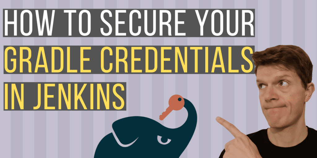 How to secure your Gradle credentials in Jenkins