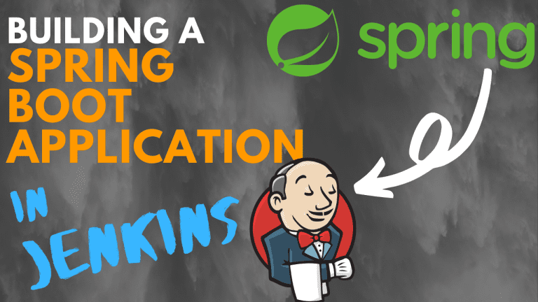 Building a Spring Boot application in Jenkins (part 1 of microservice devops series)