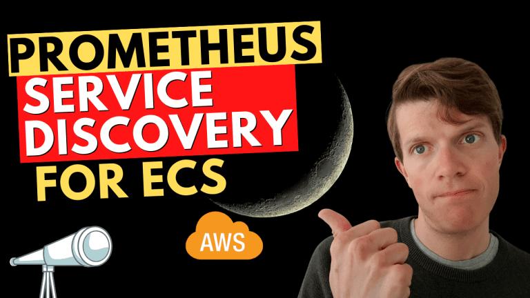 Prometheus service discovery for AWS ECS