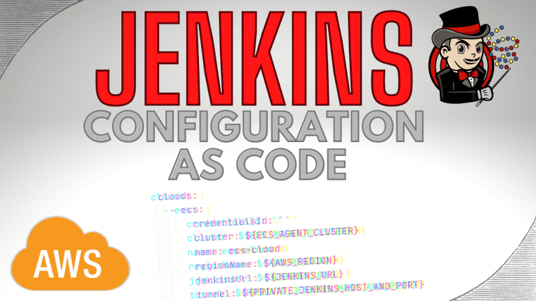 Using Jenkins Configuration as Code to setup AWS slave agents automatically