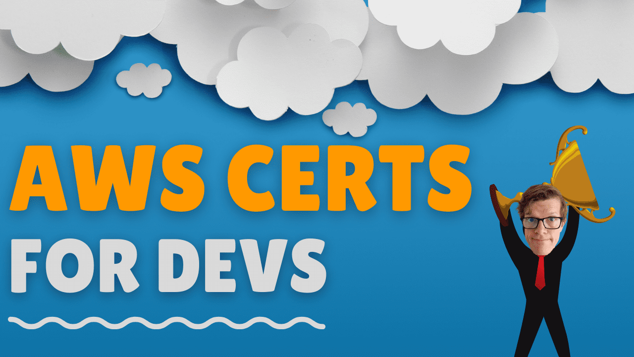 5 reasons for developers to get an AWS certification