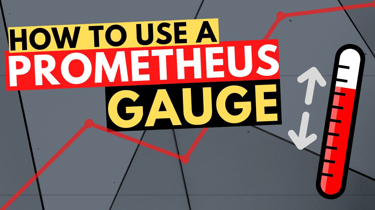 How and when to use a Prometheus gauge