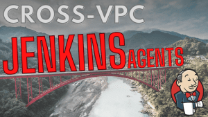 Running Jenkins slave agents in another VPC using VPC endpoints