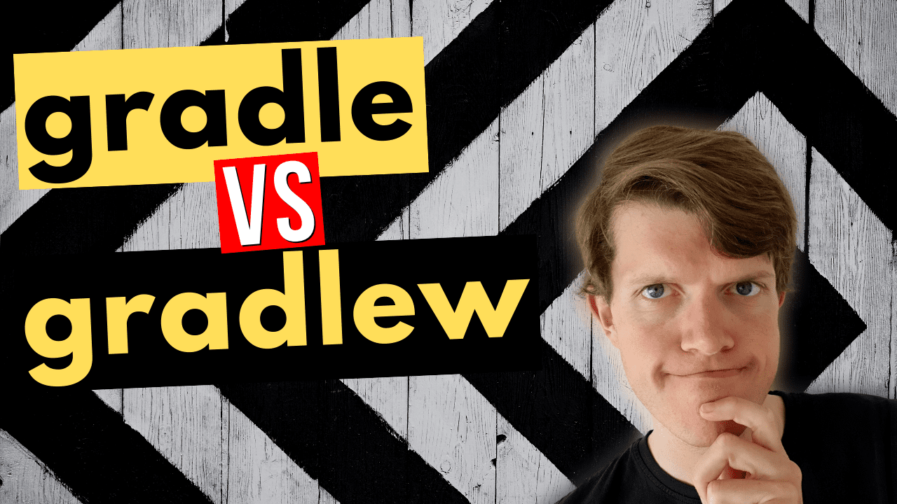 gradle vs. gradlew difference