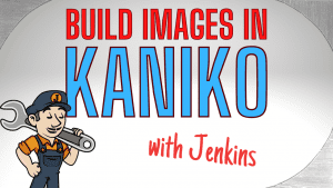 Jenkins and Kaniko to build Docker images in AWS