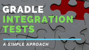 Running integration tests in Gradle