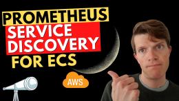 Prometheus service discovery for ECS